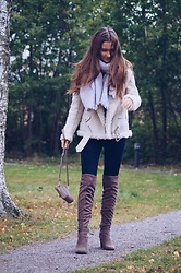 Freja Erikson -  - WINDY FALL LOOK
