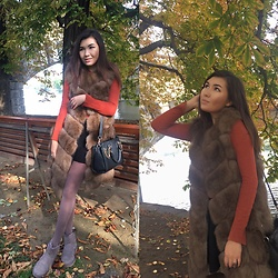 Ami B. - Ugg Boots - 50 shades of autumn