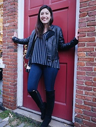 Michelle L. - 7 For All Mankind Jeans - Newburyport