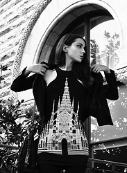 Cassie Meder -  - Cathedral Dresses!