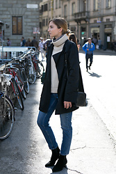 Jess A. -  - THE DOUBLE TURTLENECK LOOK