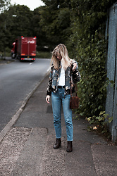 Daniella Robins - Topshop Jeans - Autumn In The Summer/ Summer In The Autumn