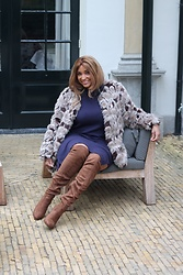 The Curvy Chapter Saskia -  - KNITTS AND BOOTS