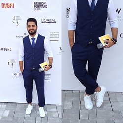 ♚ Mr.Prince Vadaan ♚ - Aldo Shoes - Fashion Farward Dubai