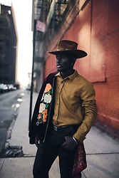 STEVEN ONOJA - Scotch And Soda Shirt - Cowman Style