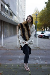 FASHIONSTYLIST |MB -  - Fake fur