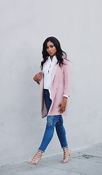 Morgan Bethel -  - Oversized Blazer