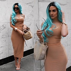 Lexicon of Style Alexandra Dieck - Boohoo Co Ord Set - King Kylie