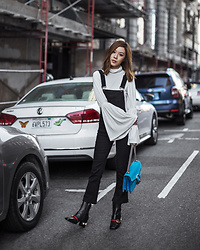 Jenny Tsang -  - Ways To Style The Season's Must-Have Boots