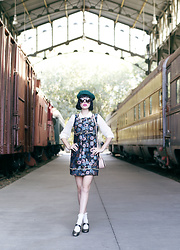 Amy Roiland - Sister Jane Dress - El Tren
