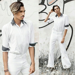 Yago Rodrigues -  - Loved all White Summer 2017