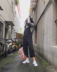 Christinachen - Gu Top, Nike Shoes, Cath Kidston Bag - Friday