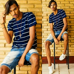 Yago Rodrigues -  - Look of the Day- Summer list