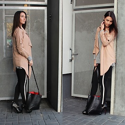 Madame Lala - Zaful Coat - Zaful II