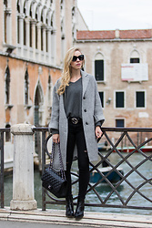 Meagan Brandon -  - Black and Gray in Venice