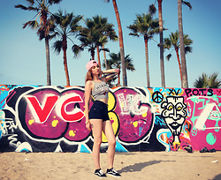 Ashi Monster -  - Venice Beach