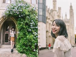 Kennie Cheng - Jorya Coat, Vintage Shirt - CAMBRIDGE