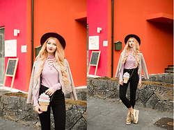 ♡Anita Kurkach♡ - Sheinside Jacket, Sheinside Bag, Stayingsummer Bodysuit - COLORS