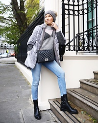 Daria Bah -  - Grey fur day