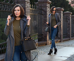 Daisyline . - Steve Madden Bag, Zara Jeans, Zara Shoes - Saturday look / www.daisyline.pl