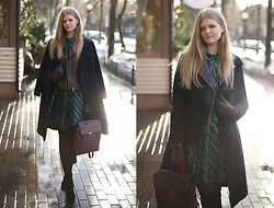 Margarita Lemeshko - 3.1 Phillip Lim Backpack - Love Like Winter