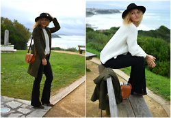 Mathilde Rockmycasbah -  - Flared Pants