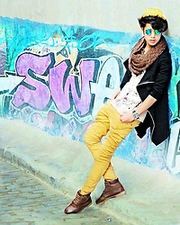 Hamza En Or -  - NEW LOK  FASHION #stylestreet #SG