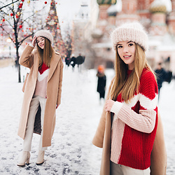 Tatiana Vasilieva -  - Winter in Moscow