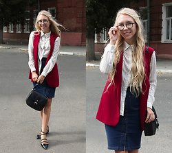 Lena -  - Back to school outfit