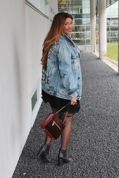The Curvy Chapter Saskia -  - DENIM