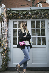 Karolina Gespucci - Vipme Sweater, Furla Bag - CHRISTMAS IS ALREADY HERE!