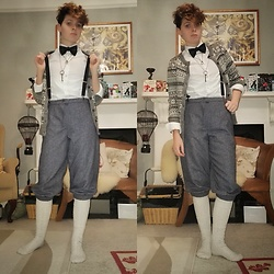 'Olly Rose -  - Dapper day