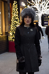 Carolina Pinglo -  - Cartier Christmas