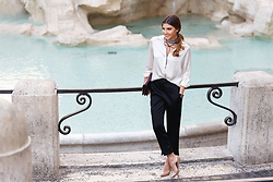 Larisa Costea - Arias New York Dress Pants - Arias at Fontana