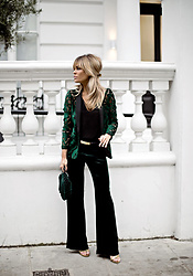 Isabel Selles -  - Christmas party outfit II