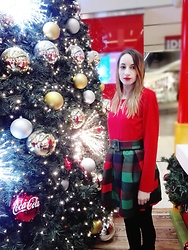 Jasmina Dimitri - Sammydress Xmas Dress - Christmas In My Heart