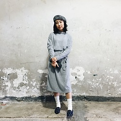 STELLA MA -  - Everythang Grey!