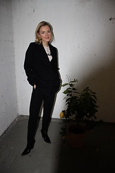 Anna Borisovna - H&M Jacket, H&M Pants, Jessica Buurman Shoes, H&M Shirt - Suit Up