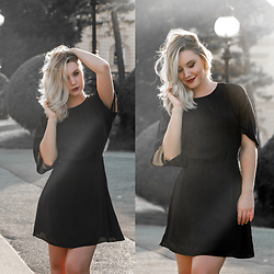 KEENAH Mljac - Mango Dress - LITTLE BLACK DRESS