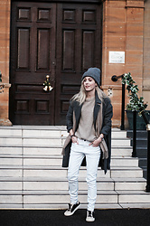 Daniella Robins - Bellfield Coat - Today's Look: Style Simplified