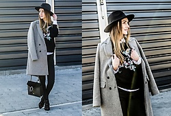 Charlotte . - Zara - Black look