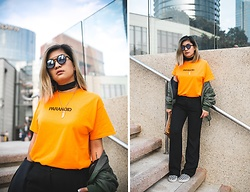 Carla Florendo - Undefeated X Anti Social Club Assc Undftd - PARANOID