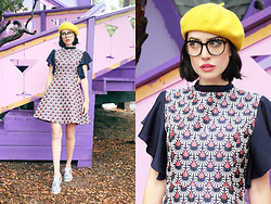 Amy Roiland - Sister Jane Dress - Follow the call of the disco ball /