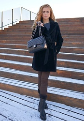 Dominika Costro -  - Dominika costro fashion blog