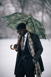 STEVEN ONOJA -  - First Snow