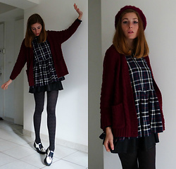 Laurielle Haze - Zara Tartan Tunic - Someone Else's Bed