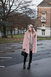 Daniella Robins - Reiss, Kurt Geiger Boots - The Full Look! What I Wore