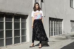 ASH -  - Sequin Skirt