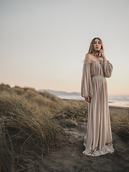 Alyssa Casares - Alyssa Nicole The Alexa Gown - In The Afterlight