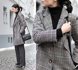 Minimalissmo .. - Sammydress Bag, Sheinside Coat - Daily...